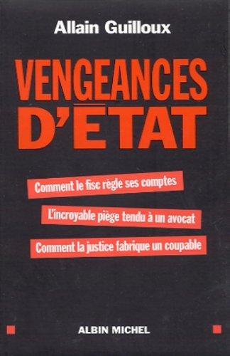 Vengeances d'état