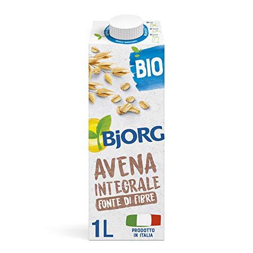 BJORG Avena Integrale Bevanda Vegetale Biologica, 1 L