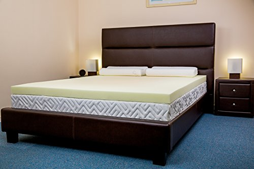 Bodymould Memory Foam Mattress Topper, 3 Inch, UK King