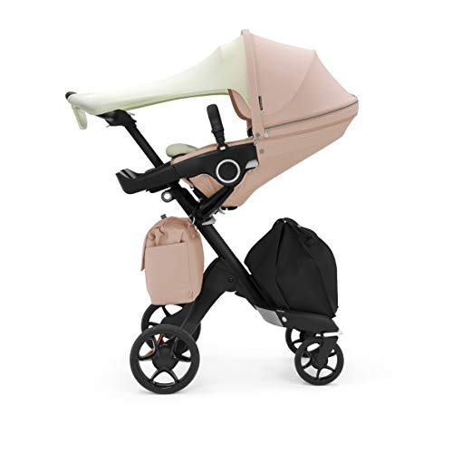 Stokke Xplory Balance Limited Edition Stroller for Baby and Toddler, Soothing Pink
