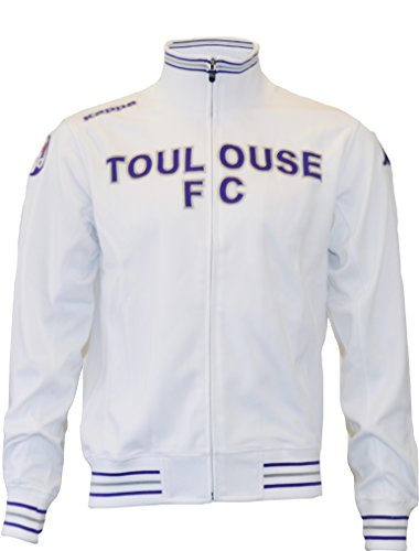 TOULOUSE FC Veste Collection Officielle TFC - Taille Adulte Homme XXXL