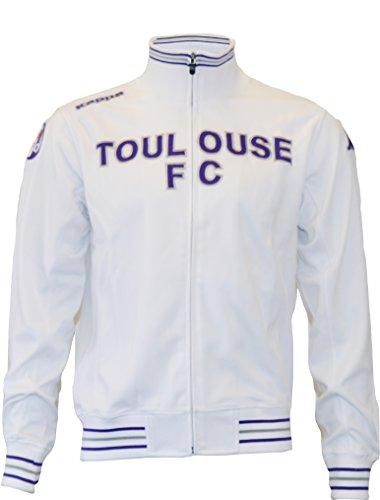 TOULOUSE FC Veste Collection Officielle TFC - Taille Adulte Homme XXXL