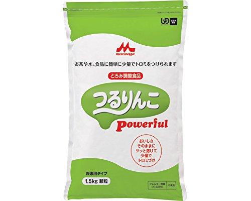 つるりんこ パワフル 1.5kg 0644484 【クリニコ】 【トロミ・健康食品】