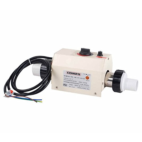 paracity 220V 2KW neuen Pool und Spa Heizung Elektrische Heizung Thermostat