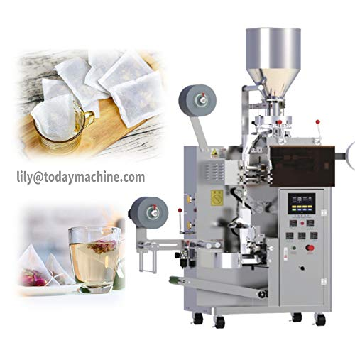 Cheapest Price! Wholesale Herbal Tea Double Chamber Bag Sealing Packaging Machine