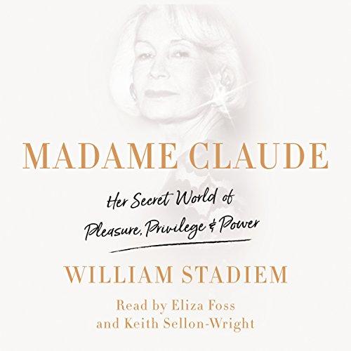 Madame Claude audiobook cover art