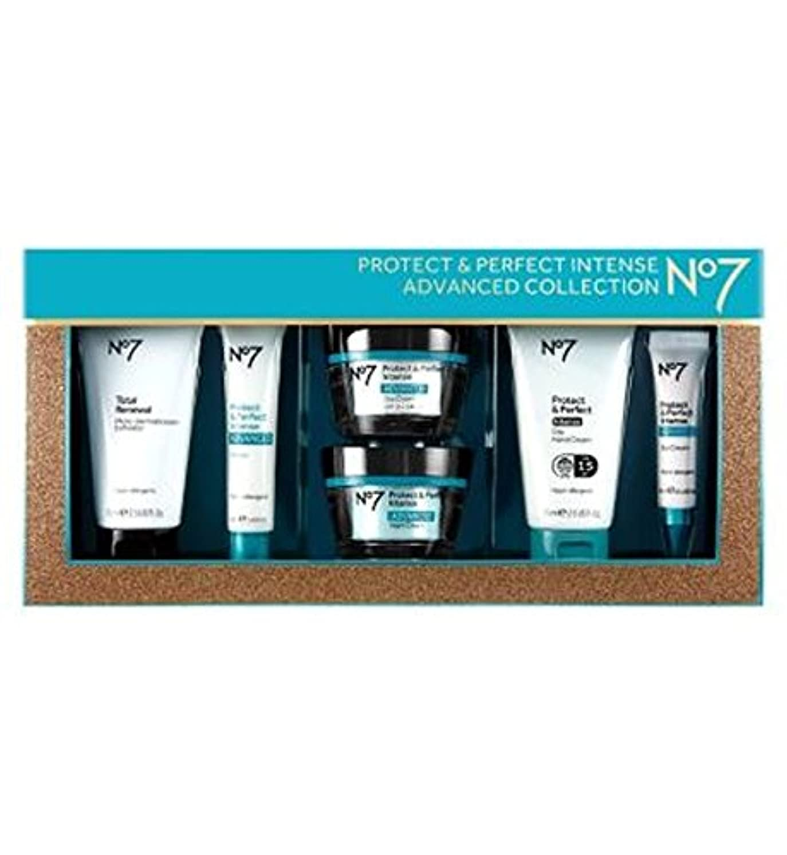 ジョージスティーブンソン嵐が丘好きであるNo7保護&完璧な強烈な高度なコレクション (No7) (x2) - No7 Protect & Perfect Intense ADVANCED Collection (Pack of 2) [並行輸入品]