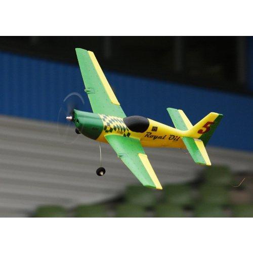 Acme - Flugmodell Edge 540 - Royal Oil - ARF-Kit, inkl. 2 Servos (ohne Fernsteuerung, ohne LiPo AkkuRC-Anlage) (AA4003)