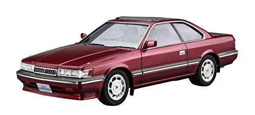 1/24 ザ・モデルカー No.61 ニッサン UF31 レパード 3.0 アルティマ '86