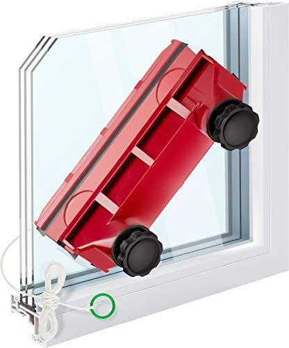 limpiacristales magnetico para ventanas de la marca Tyroler Bright Tools