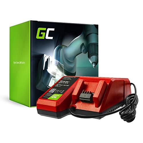 Green Cell Doppelladegerät (12-18V Li-Ion) für Milwaukee M12 BSD BSD-0 CC CC-0 CC-21C CCS44 CCS44-0 CCS44-402C CD CD-0 CDD CDD-0 CDD-202C Batterie Akku Elektrowerkzeuge