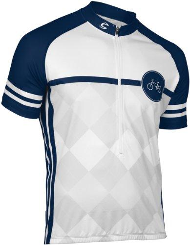 Cannondale Herren Trikot Jersey Amsterdam N.A 1M126, Saphire Blue, XXXL, 1M126XXX/SPH