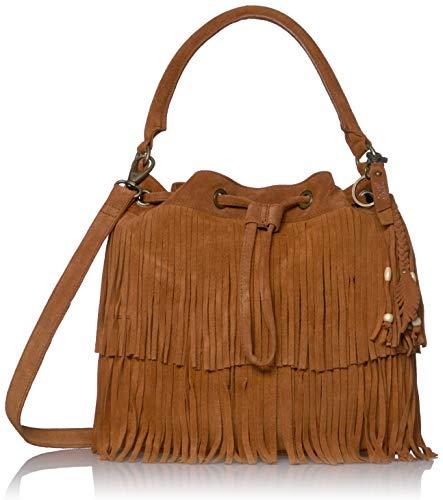 Fringe Bucket Bag