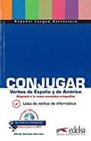 Conjugar verbos de España y de América: Lista de verbos de informática