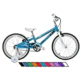 Joey 4.5 Ergonomic Kids Bicycle, For Boys or Girls, Age 5 and up, Height 43-54 inches, in Fuschia