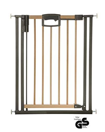 Geuther Easylock Wood Barriere de Sécurité pour Portes