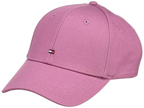 Tommy Hilfiger Herren BB Baseball Cap, Rot (Bordeaux 901), One Size (Herstellergröße: OS)