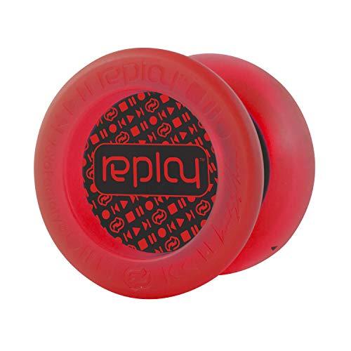 Replay Red Responsive Yo Yo Beginner Type Gentry Stein Edition From The YOYOFACTORY
