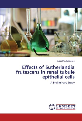 Effects of Sutherlandia frutescens in renal tubule epithelial cells: A Preliminary Study