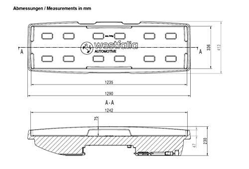 Westfalia Transportplattform - 2