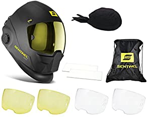 ESAB Halo Sentinel A50 Automatic Welding Helmet 0700000800 With FREE Accessories from ESAB