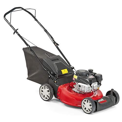 MTD SMART 46 PO benzine grasmaaier, rood