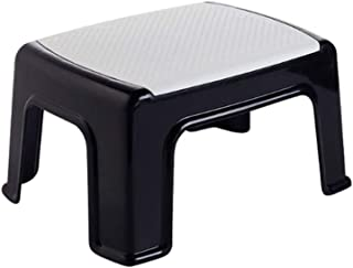Kids Step Stool-Great for Potty Training, Bathroom, Bedroom, Toy Room, Kitchen, And Living Room. Stool Double Layer Detach...