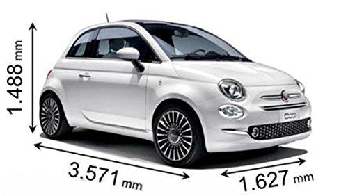 Copriauto Felpato Fiat 500 S