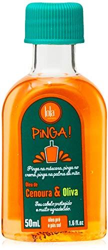 Pinga Cenoura e Oliva, Lola Cosmetics