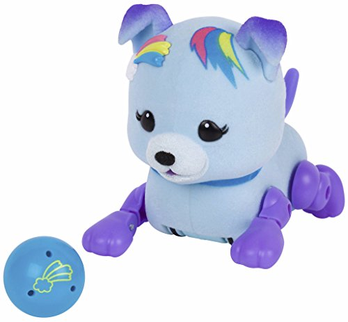 Little Live Pets- Perritos Traviesos Startbow, Color Azul (Famosa 700014381)