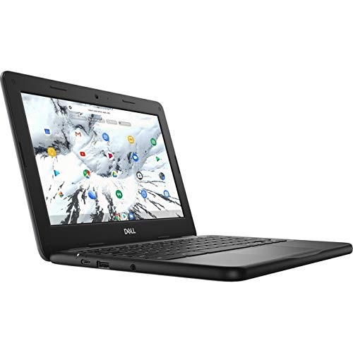 Dell Chromebook 11 3000 3100 11.6' Chromebook - HD - 1366 x 768 - Intel Celeron N4020 Dual-core (2 Core) - 4 GB RAM - 16 GB Flash Memory - Chrome OS - English (US) Keyboard - 14 Hour Battery Run