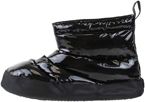 Capezio Women's Slipper Bootie,Metallic Nylon Quilt Dance Boot,Women's Size 6 to 11