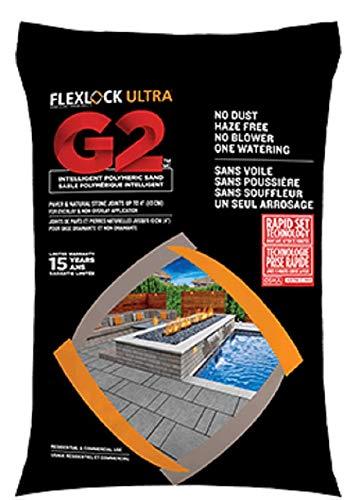 Flexlock G2 Intelligent Polymeric Sand Graphite Grey 50 Lbs Bag