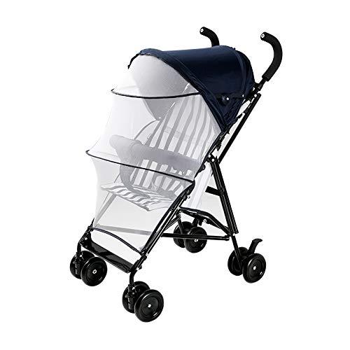 Ultralight kinderwagen, opvouwbare kinderstoel geschikt voor vliegtuig Rapid 4 wiel Quick Fold Pushchair met luifel vanaf de geboorte tot 25 kg B