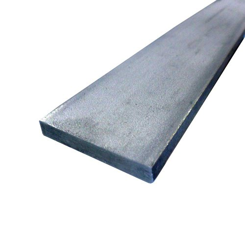 Online Metal Supply 304 Stainless Steel Flat Bar 1/4