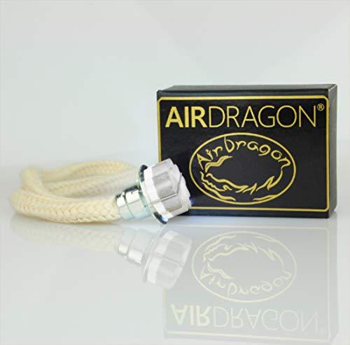 AIRDRAGON - Stoppino Bruciatore Originale GRANDE per Lampada profumata catalitica (ad esempio Lampe Berger, Millefiori, Ashleigh & Burwood, ecc.)