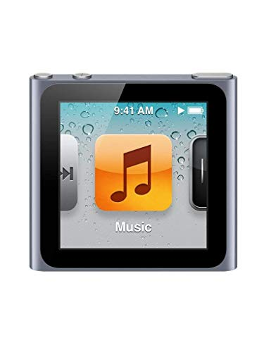 Apple iPod Nano 6th Generation 8GB Grey Silver 6