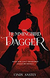 The Hummingbird Dagger, Cindy Anstey, Swoon Reads, tbr, to be read, the book rat, booktube, book blog