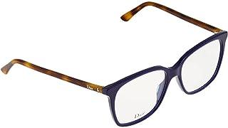 نظارة شمسية مونتاين 55 جيه بي دبليو 54 للنساء من ديور (لون ازرق هافانا)