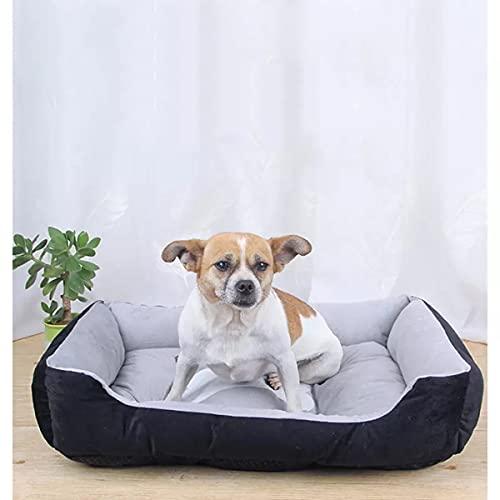 Lavable Cama para Perros, Sofá para Perros, Cesta para Perro Desmontable y Lavable a Máquina,cómoda y Transpirable,Lo Ideal para Tus Mascotas Colchón de verano para mascotas ( Size : XS(50*40*15)cm )
