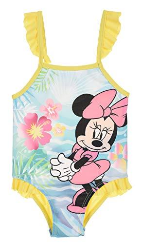 Minnie Mouse Bimba Costume da Bagno Un Pezzo
