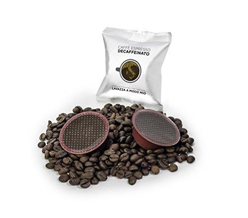 200Lavazza a Modo Mio (R) compatible Café Cápsulas Deca ffeinato Laco mpatibile