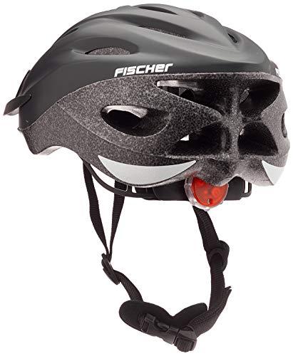Fischer Fahrradhelm Shadow, Schwarz, L, 86163 - 2