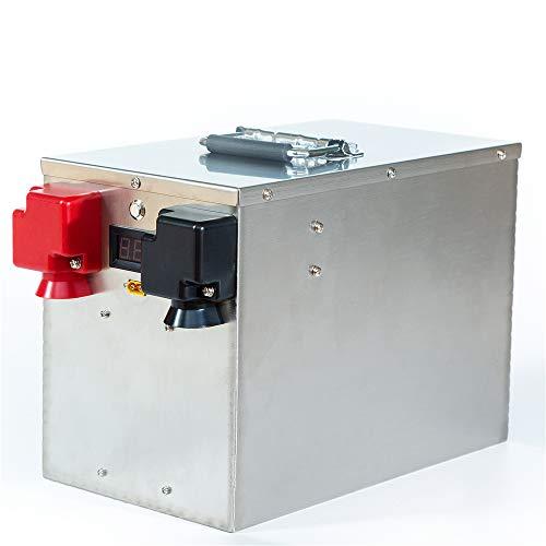 Lifepo4 100ah 200ah 300ah 400ah 500ah 12V Lithium-Ionen-Akku für Solarsystem/Motor Home/Boot/Golf Carts Autobatterie (12V 200ah ×1set with Quick charger)