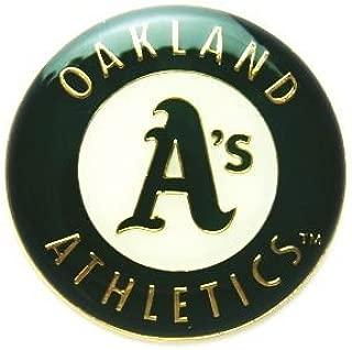 オークランド・アスレチックス MLB ピンバッチ(ピン)