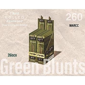 Green Blunts (feat. 26isco)