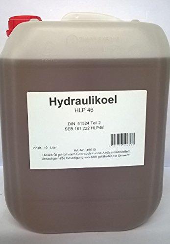 Hydrauliköl HLP 46 Kanister 10 Liter Inhalt