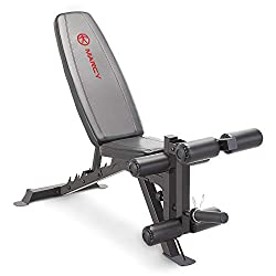 Marcy Adjustable 6 Position Utility Bench: photo