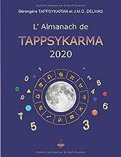 L'Almanach de Tappsykarma 2020 de Bérengère Tappsykarma