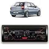Genipap® Car Stereo Single Din FX- AA110U Car Music System...
